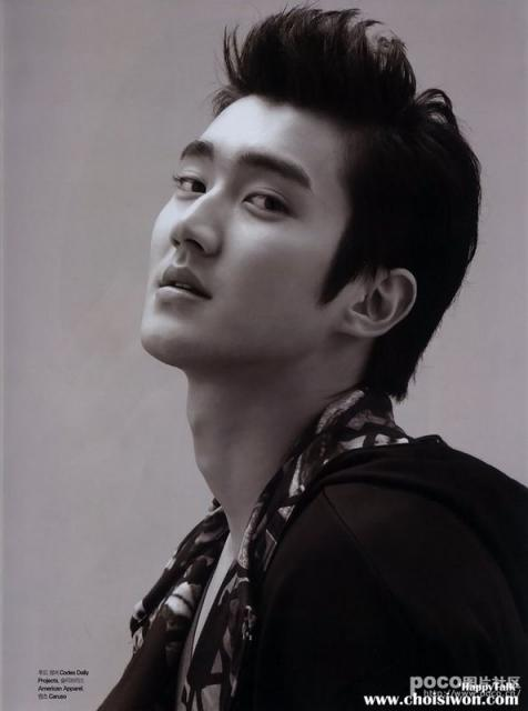 Super Junior Siwon Wallpaper Picture
